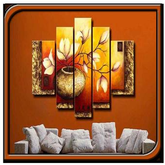 dekorasi dinding ruang tamu for android - apk download