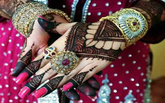 Mehndi Beauty And Bridal Design poster