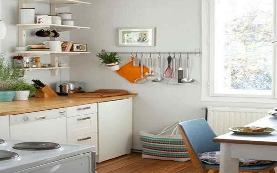 Small Kitchen Storage Ideas poster