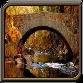 Stone Garden Bridge Design icon