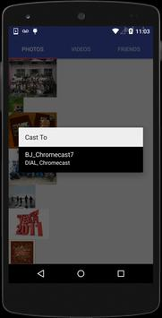 CastFb: Free Facebook Cast apk screenshot
