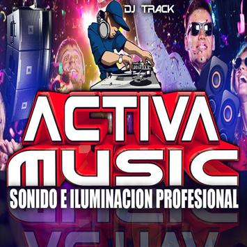 ACTIVA MUSIC poster