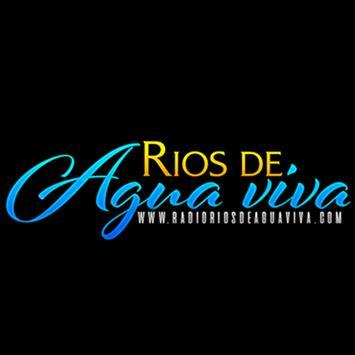 RIOS DE AGUA VIVA poster