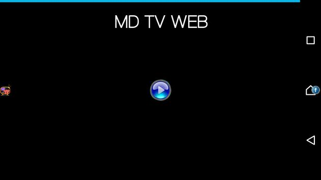 MD TV WEB poster