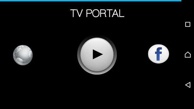 TV PORTAL Cartaz