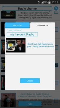 Streamix apk screenshot