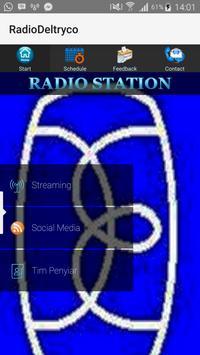 Radio Deltryco poster