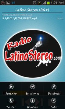 Radio Latino Stereo screenshot 1