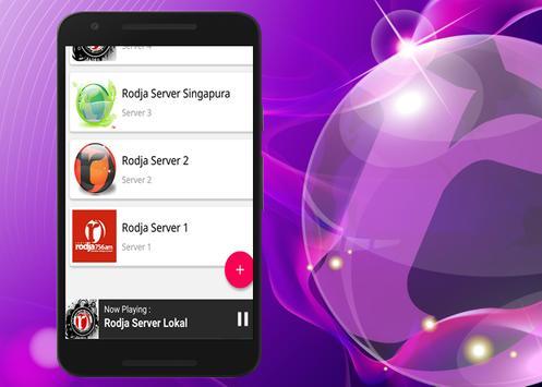 Streaming Radio Rodja Lite apk screenshot