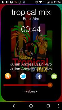 Tropical mix apk screenshot