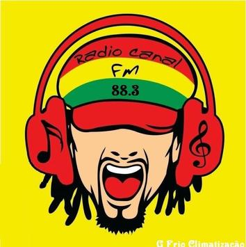 Rádio Canal FM Poster