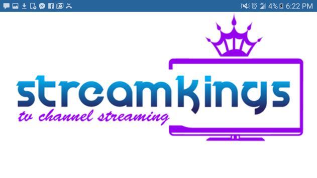 StreamKings STB plakat
