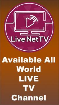 3 Schermata Live Net Tv Official