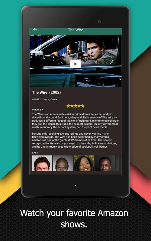 What\'s on Amazon Prime Video APK Download - Free Entertainment APP ...