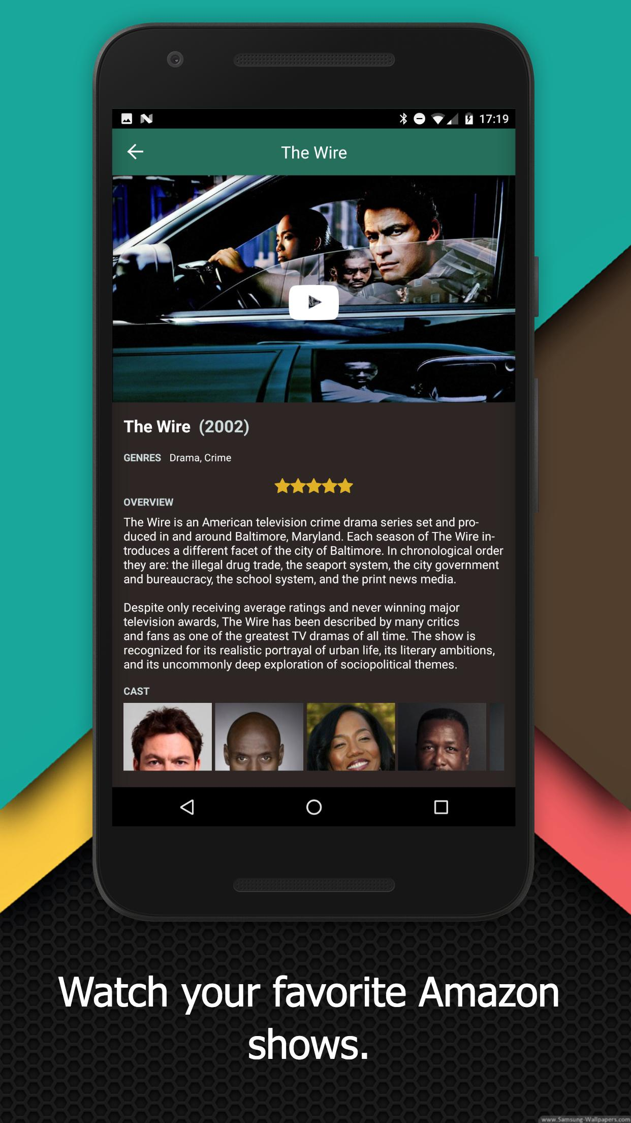 What's on Amazon Prime Video for Android - APK Download