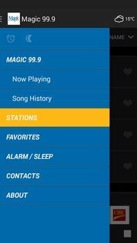 Acadia Radio screenshot 3