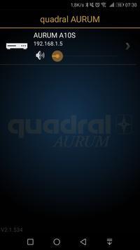 AURUM Player screenshot 1
