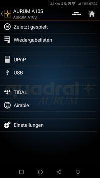 AURUM Player screenshot 2