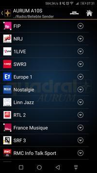 AURUM Player screenshot 3