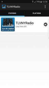 TLVNYRadio poster