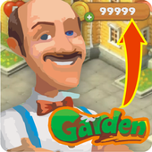 New; Tip Gardenscapes & Gardenscapes New Arces icon