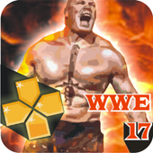 New PPSSPP WWE 2k17 Smackdown Tips icon