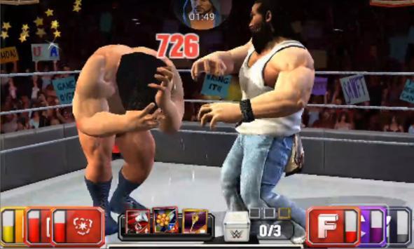 New PPSSPP WWE 2k17 Smackdown Tips screenshot 13