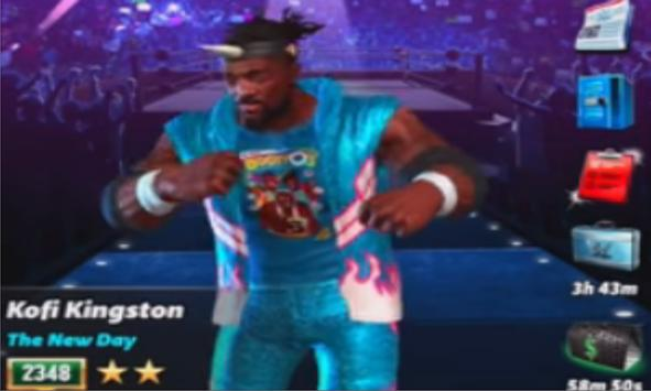 New PPSSPP WWE 2k17 Smackdown Tips apk screenshot