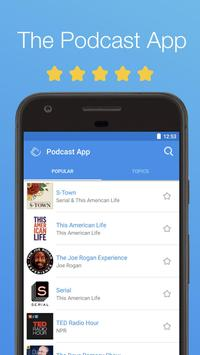 Podcast App poster