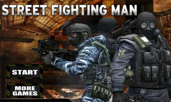 Street Fighting Man poster