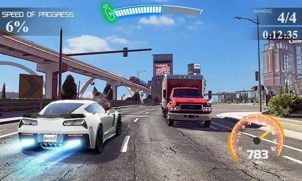 Street Racing Car Driver 3D captura de pantalla 11
