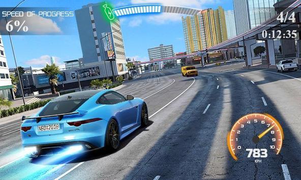 Street Racing Car Driver 3D captura de pantalla 22