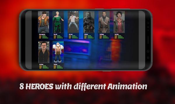 street gang justice heroes screenshot 2