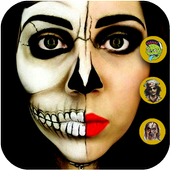 Zombie Photo Maker Booth icon