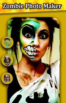 Zombie Photo Maker Booth screenshot 1