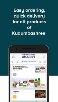 KUDUMBASHREE BAZAAR poster