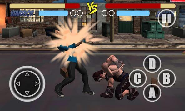 Street combat:Kungfu Fighter apk screenshot
