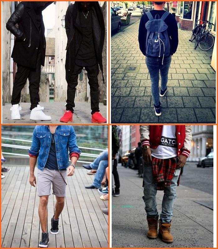 Street Fashion Men Swag Style Apk Baixar Gr Tis Estilo De Vida Aplicativo Para Android