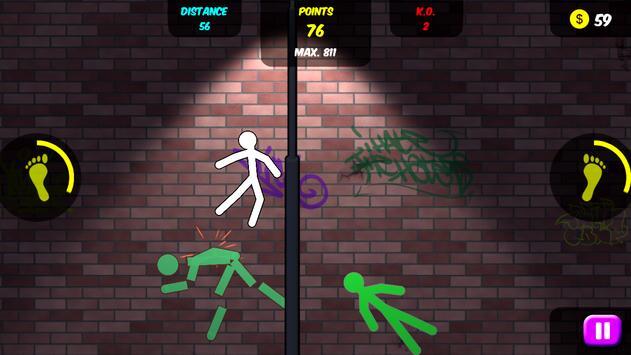 Street Fighting: Run! apk screenshot