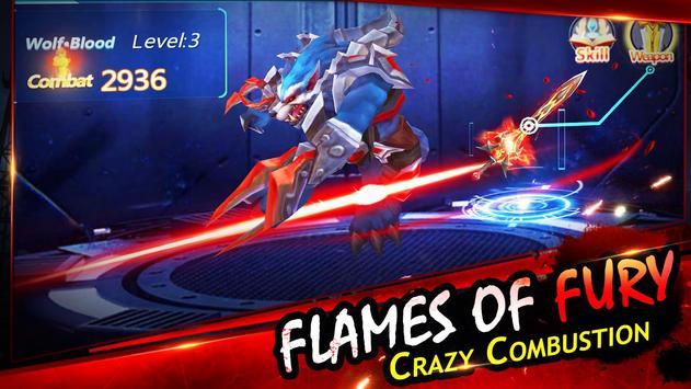 Ninja Wolfman-Best  Fighter screenshot 4