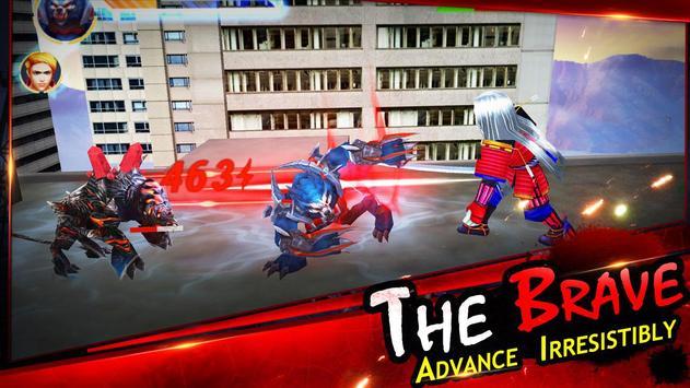 Ninja Wolfman-Best  Fighter screenshot 6
