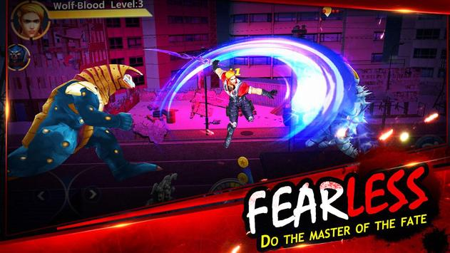 Ninja Wolfman-Best  Fighter screenshot 8