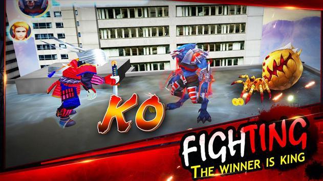 Ninja Wolfman-Best  Fighter screenshot 17