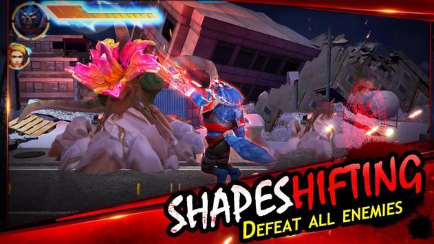 Ninja Wolfman-Best  Fighter screenshot 1