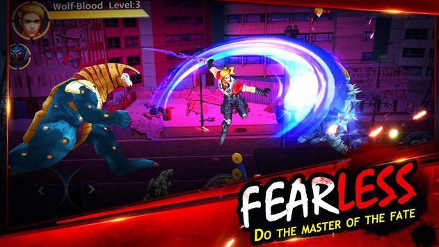 Ninja Wolfman-Best  Fighter screenshot 2
