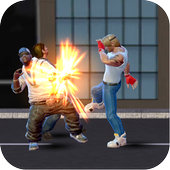 Street Fighting: Rage Battle icon