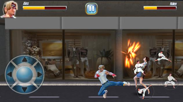 Street Fighting: Rage Battle screenshot 1