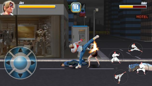 Street Fighting: Rage Battle screenshot 2