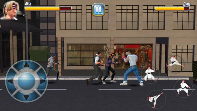 Street Fighting: Rage Battle screenshot 3
