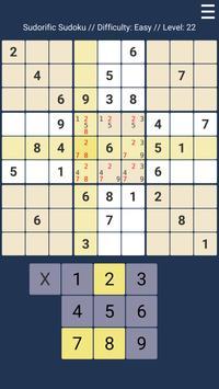 Sudorific Sudoku poster